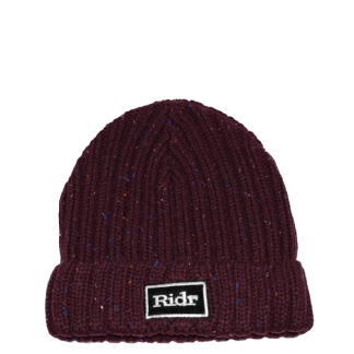 Red Ridr Flex Beanie Hat
