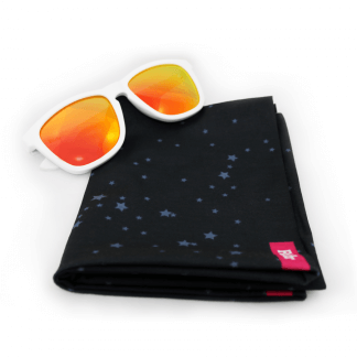 Sun and Stars Sunglasses and Neck Tube Gift Set
